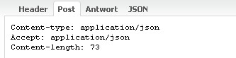 Extract JSON Strings using Firebug